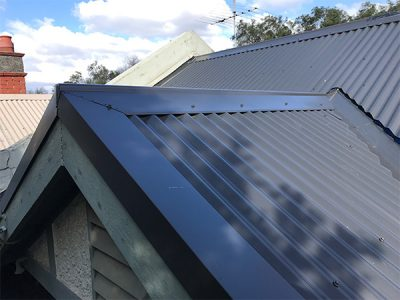Hawthorn – New Colorbond Monument Roof