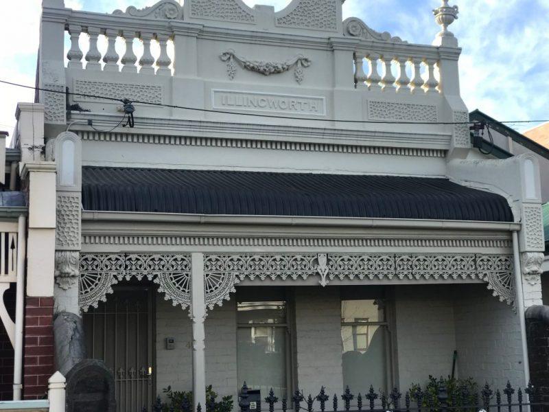 Bullnose Verandahs Roofs