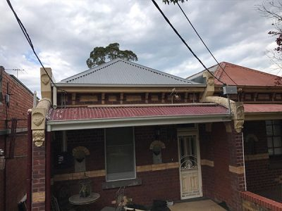 Northcote – New Colorbond Woodland Grey Roof