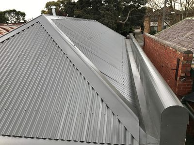 New Woodland Grey Colorbond Roof