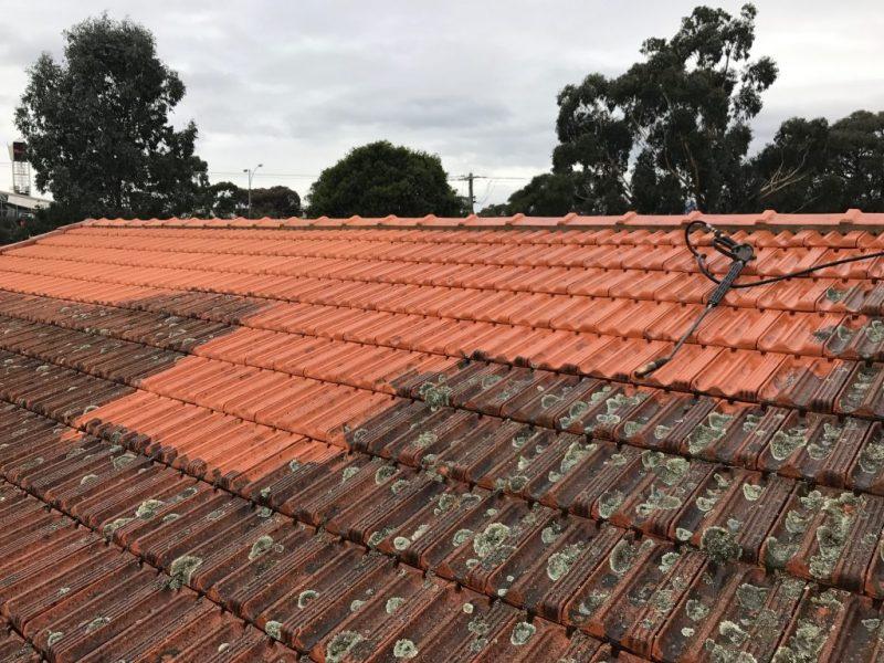Terracotta Tiles Roof