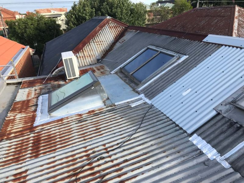 colorbond roofing within melbourne