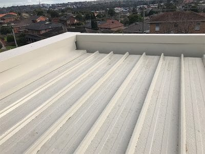 melbourne metal roofing