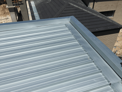 professional metal roof replacement