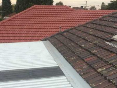 professional metal roofing service